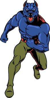 Pitbull-kraft