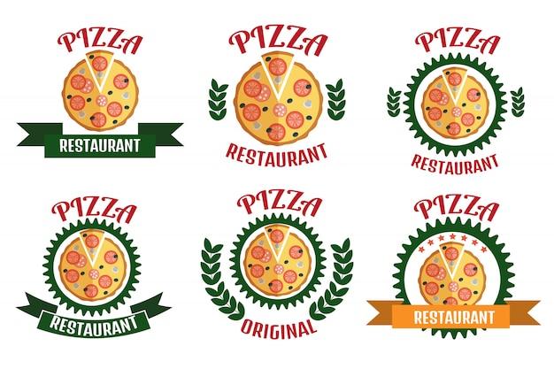 Pizza-logo festgelegt