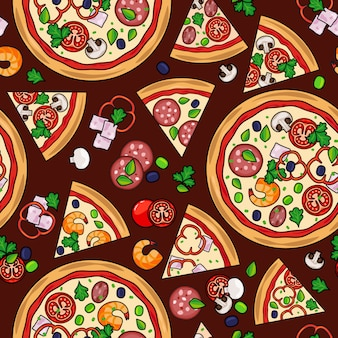 Pizza-muster