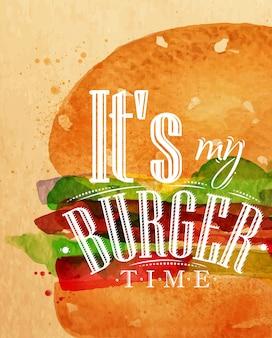 Plakatburger