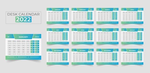 Planer 2022 jahr tischkalender vorlage woche beginnt montag tabellenplan raster kalenderlayout