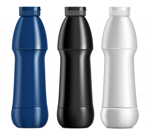 Plastikflaschenset