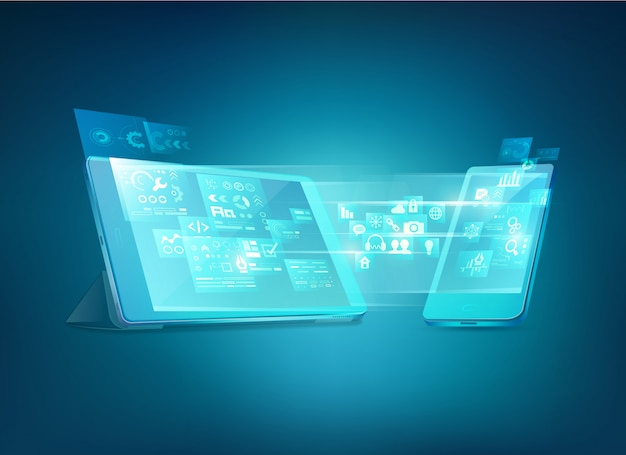 Plattformübergreifende technologie