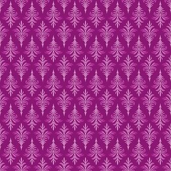 Plum ornamental swirl mit pink fell