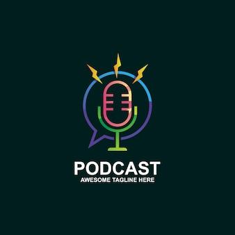 Podcast-logo-design