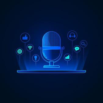 Podcast-technologie