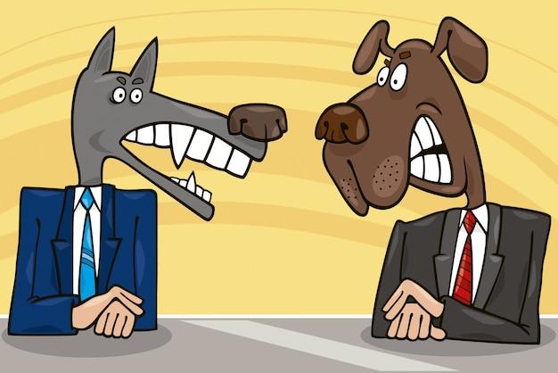 Politiker debattieren