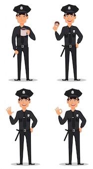 Polizist, polizist