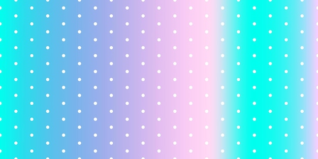 Polka-dot-muster. baby-hintergrund.