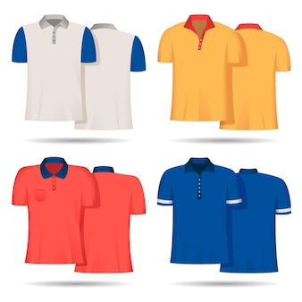 Polo-shirt-pack