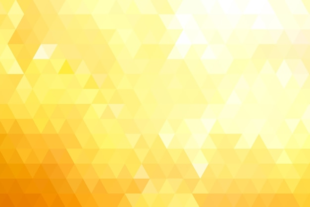 Polygonaler hintergrund des flachen entwurfs