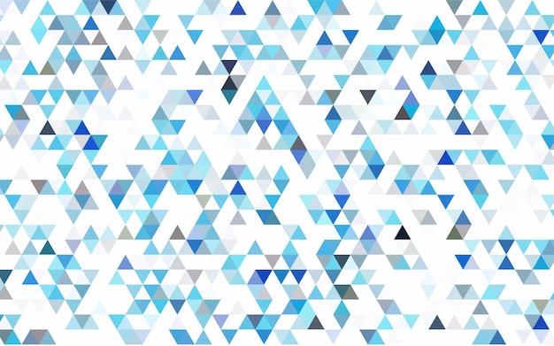 Polygonaler hintergrund des grünen vektors