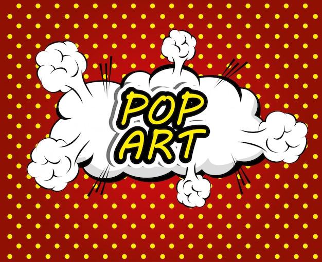 Pop-art-design