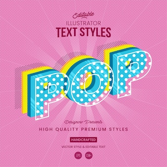 Pop-art-textstil