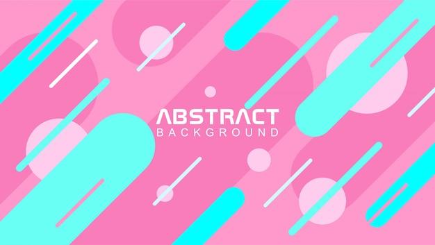 Pop hintergrund abstrakt