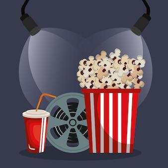 Popcorn-kinoeinspielung