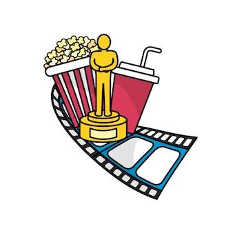 Popcorn mit soda und preis
