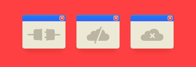 Popup zur bestätigung der trennung des virtuellen desktops