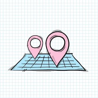 Positionssymbol