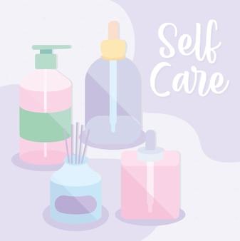 Poster zur selbstversorgung