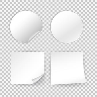 Postnotizpapier-set