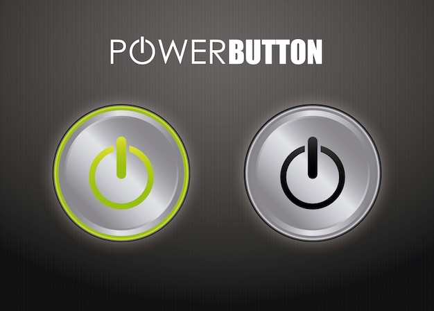 Power design. illuistration