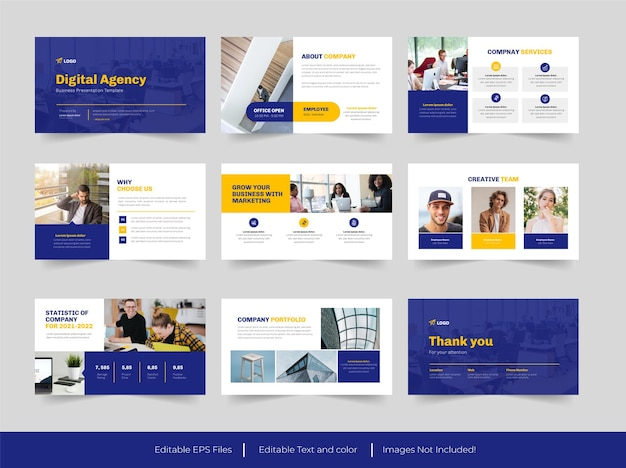 Präsentation der digitalagentur