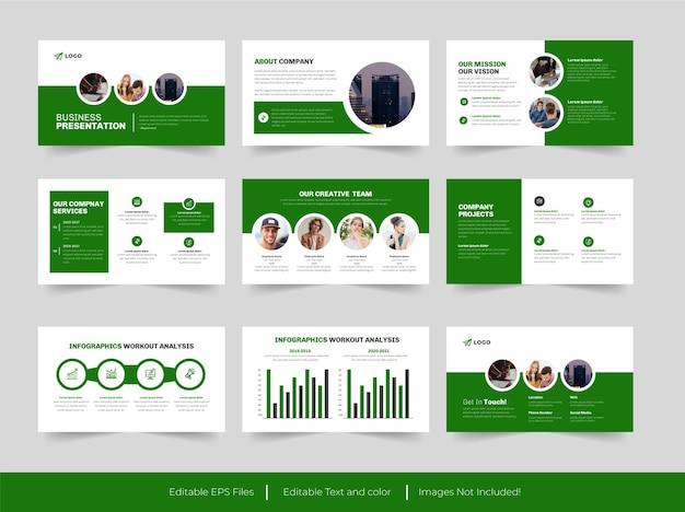 Präsentationsvorlage für businessplan