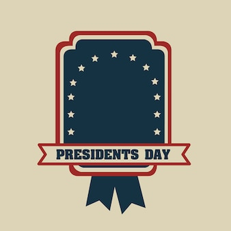 Präsidententag in den usa