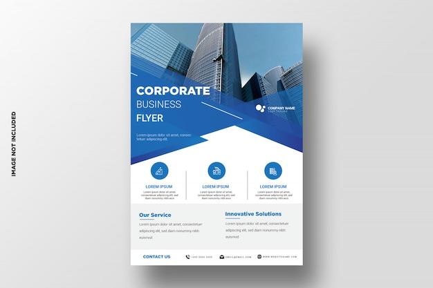Premium business flyer vorlage