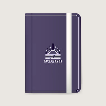Premium-design für zeitschriftencover