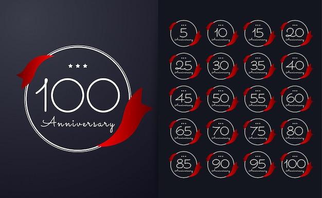 Premium-feier zum 100-jährigen jubiläum