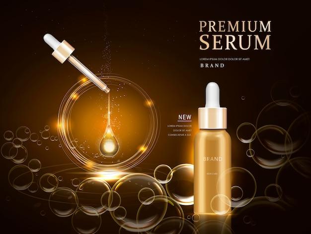 Premium-serumbehälter