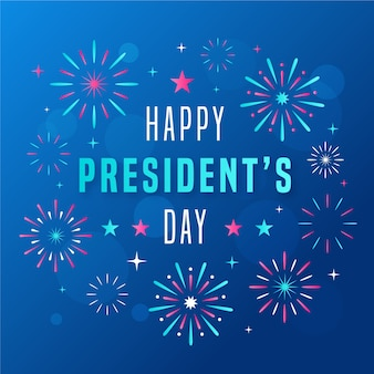 Presidents day event design