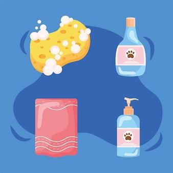 Produkte zur pflege