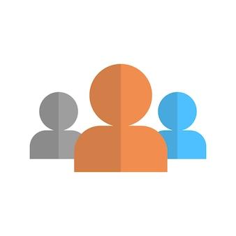 Profil icon gruppe