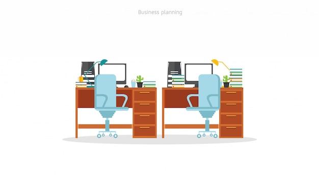Programm zum lernen und lehren von büros