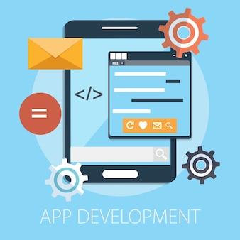Programmierung der web- und app-entwicklung