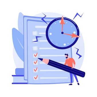 Projektmanagement, zielerreichung, aufgabenliste. beantwortung der fragebogenumfrage. tool zur unternehmensorganisation