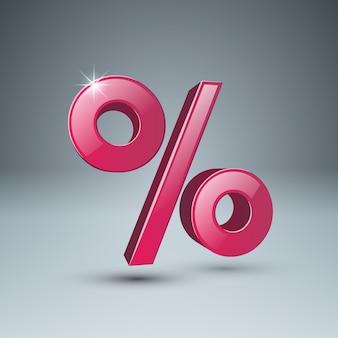 Prozent icon
