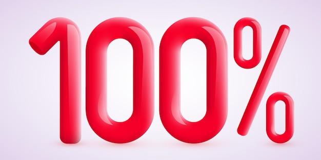 Prozent rabatt auf kreative komposition d verkaufssymbol mit dekorativem konfetti-verkaufsbanner und poster