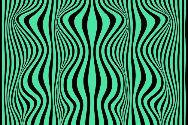 Psychedelischer optischer hintergrund
