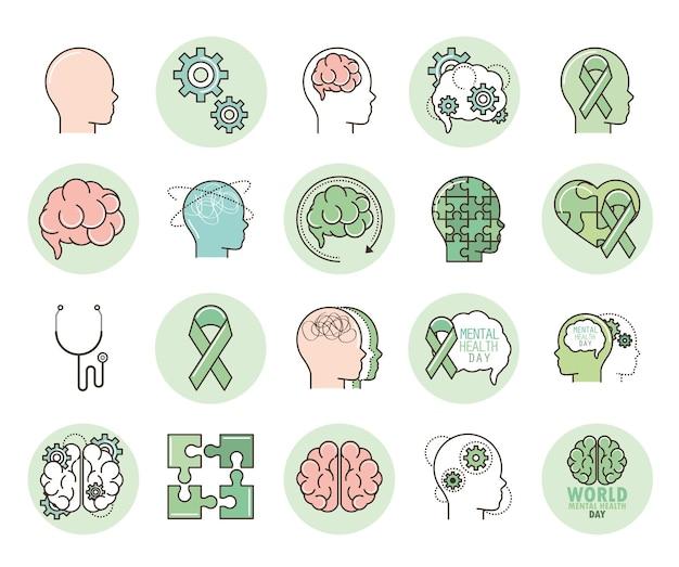 Psychische gesundheit der welt
