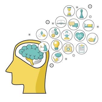 Psychische gesundheit design