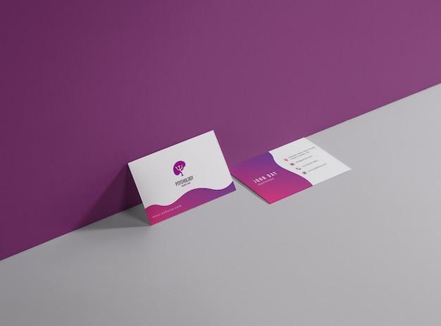 Psychologie-visitenkarte