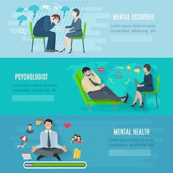 Psychologische behandlung der psychischen störung mit prinzipien des wiedererlangens des gleichgewichts