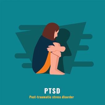 Ptsd. posttraumatische belastungsstörung