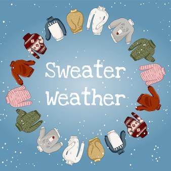 Pullover wetter