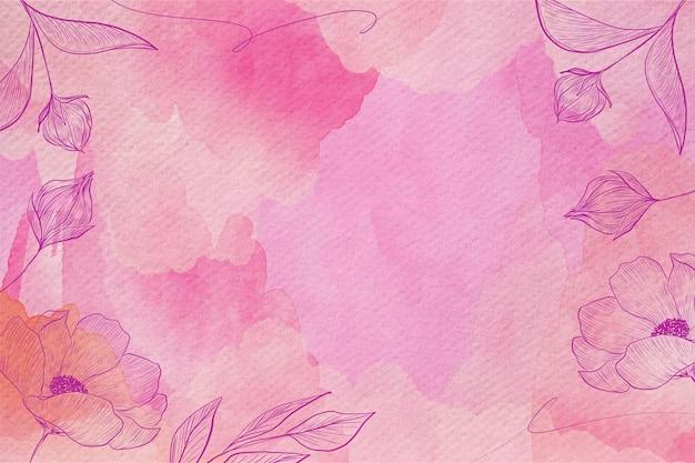 Pulver pastell hintergrund design