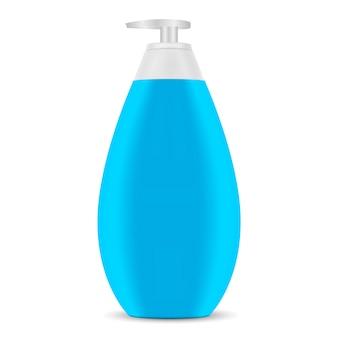Pumpspender-kindershampoo-kosmetikflasche.